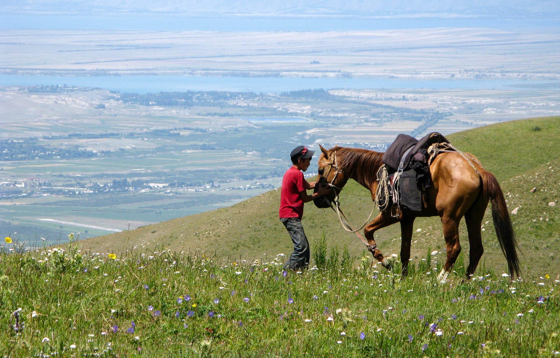 Киргизстан Каракол