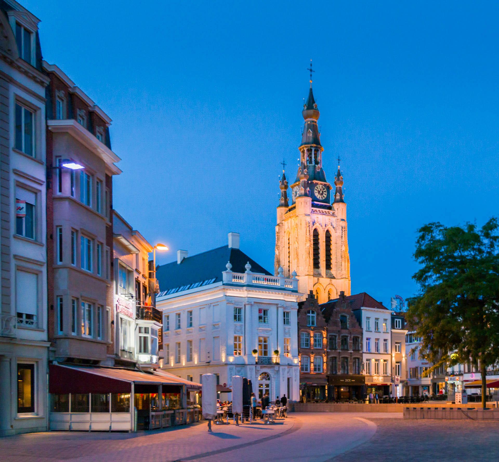 Бельгія Кортрейк