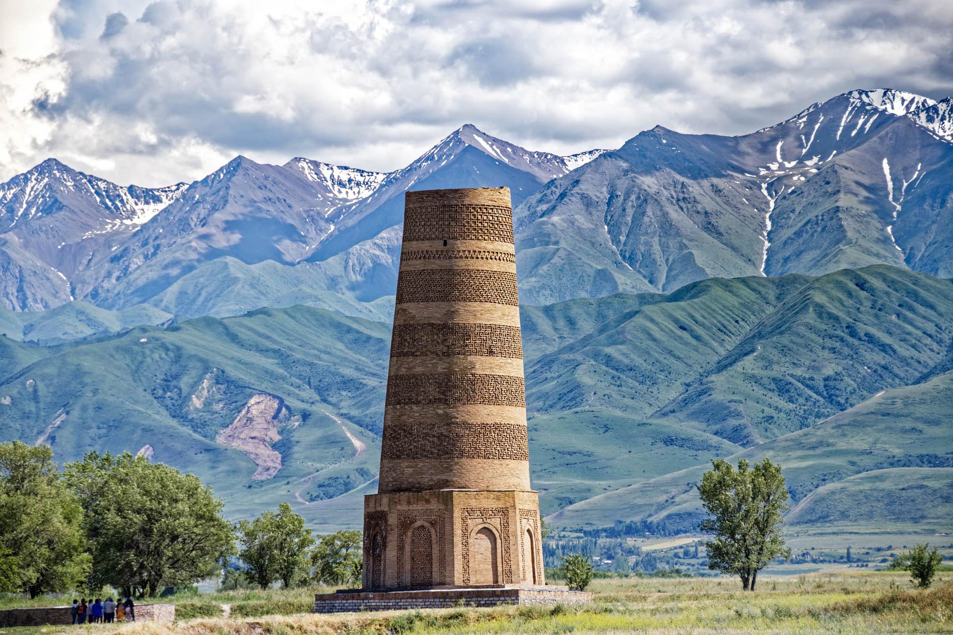 Киргизстан Бурана