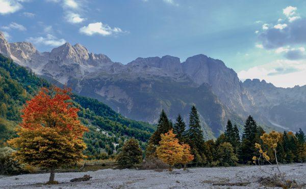 Албанія гори