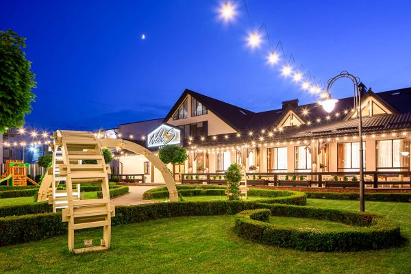 Nebos Hotel & Restaurant