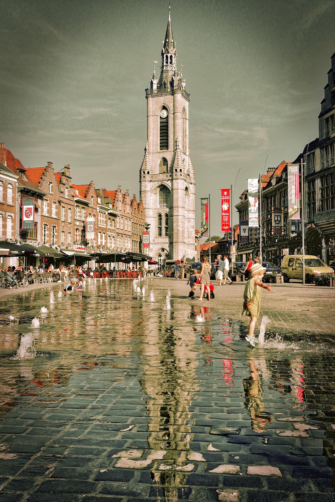 Бельгія Турне