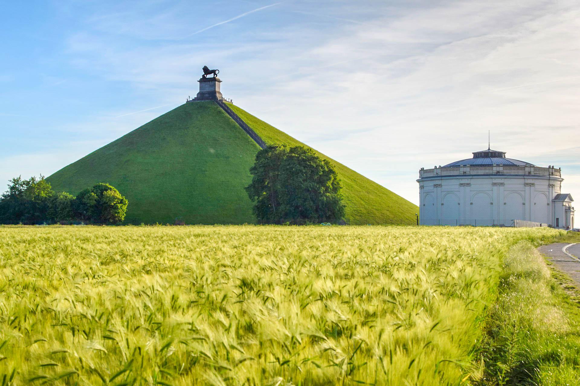Бельгія Ватерлоо