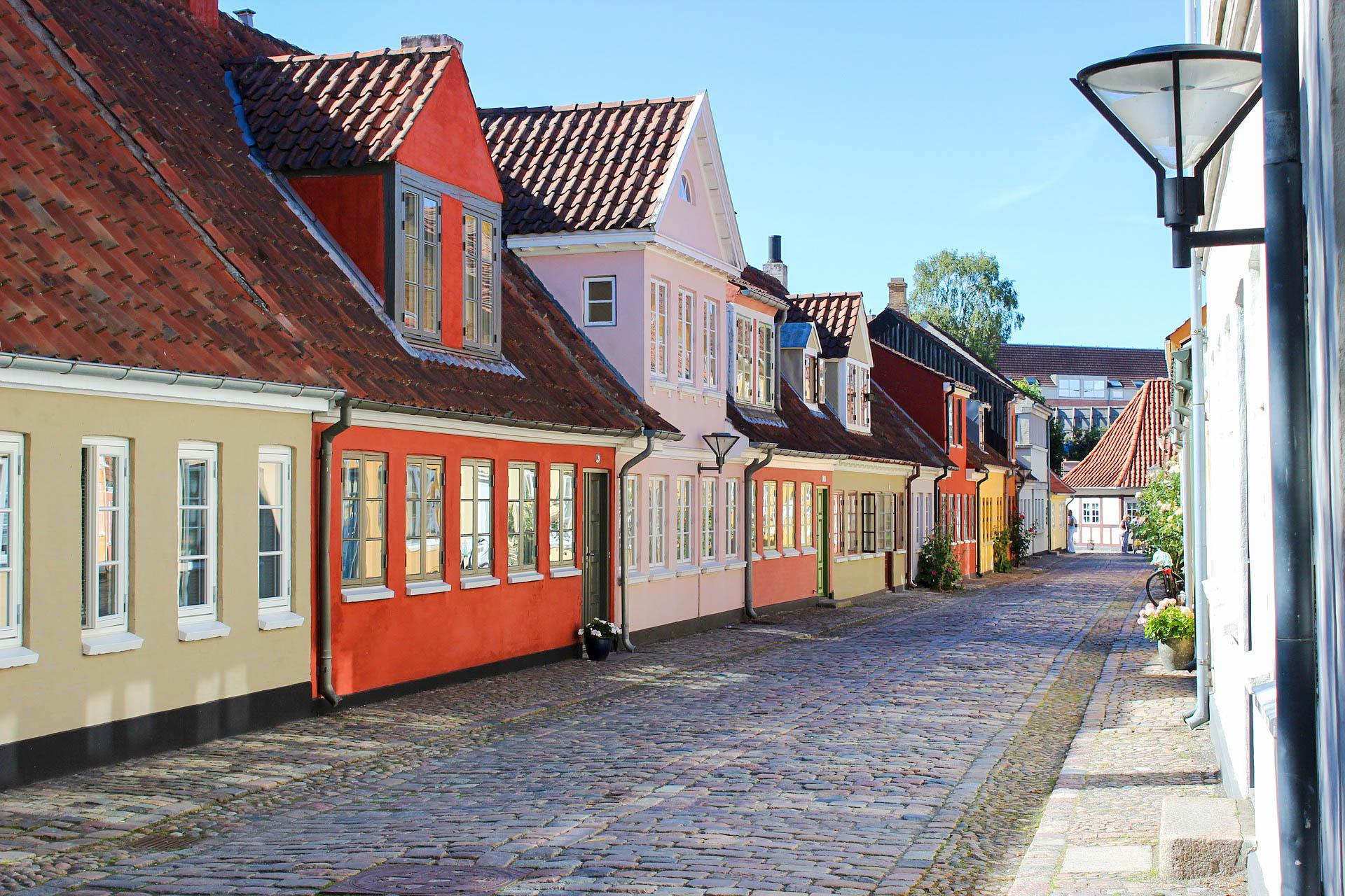 Данія Оденсе