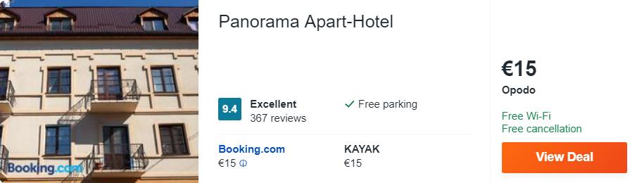 Panorama Apart-Hotel