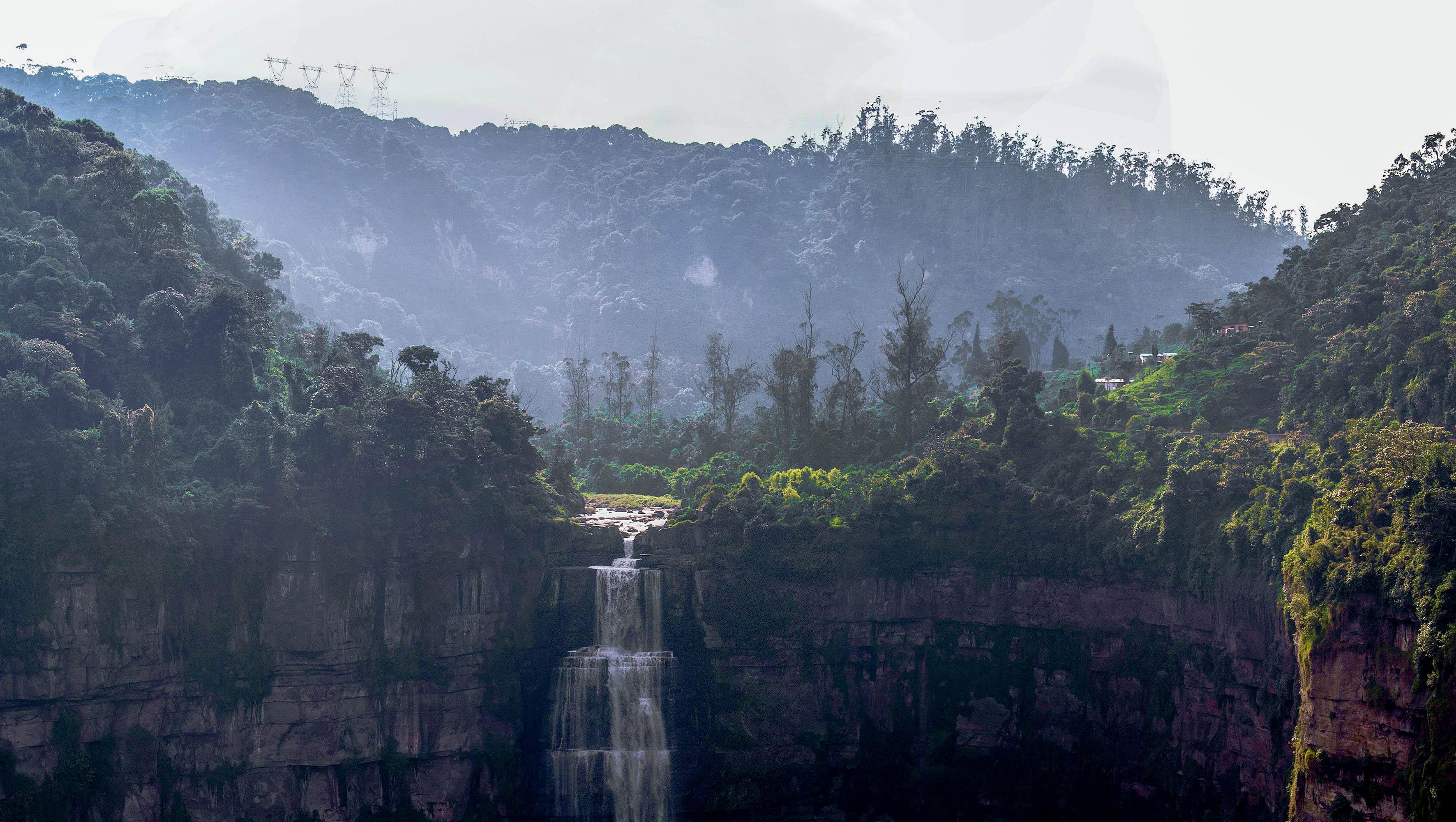 Колумбія Текендама