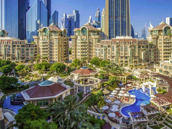 Swissôtel Al Murooj Dubai
