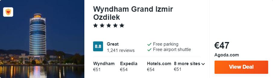 Wyndham Grand Izmir Ozdilek