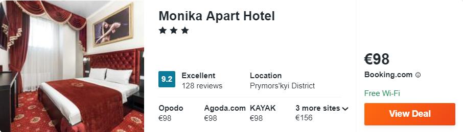 Monika Apart Hotel