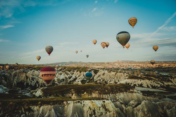 Туреччина Каппадокія