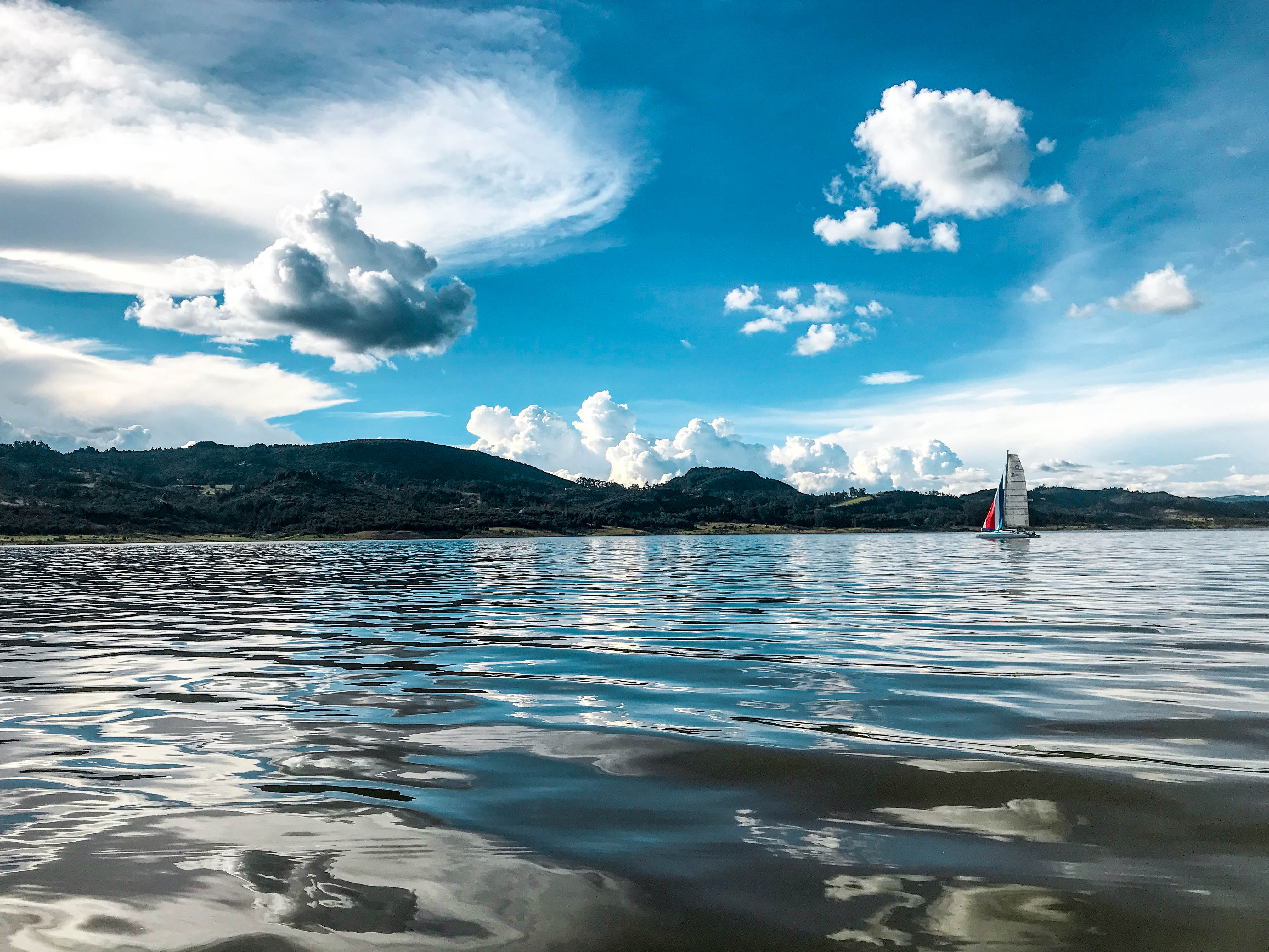 Колумбія озероГуатавіта