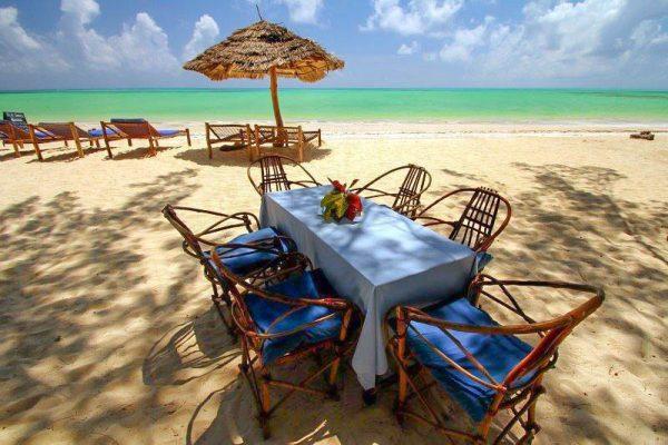 Ndame Beach Lodge
