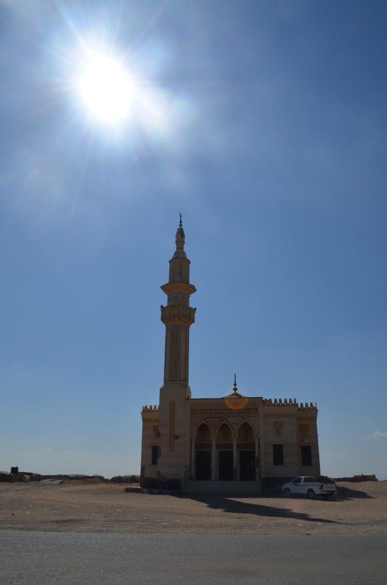 Мечеть. Шалатін, Єгипет