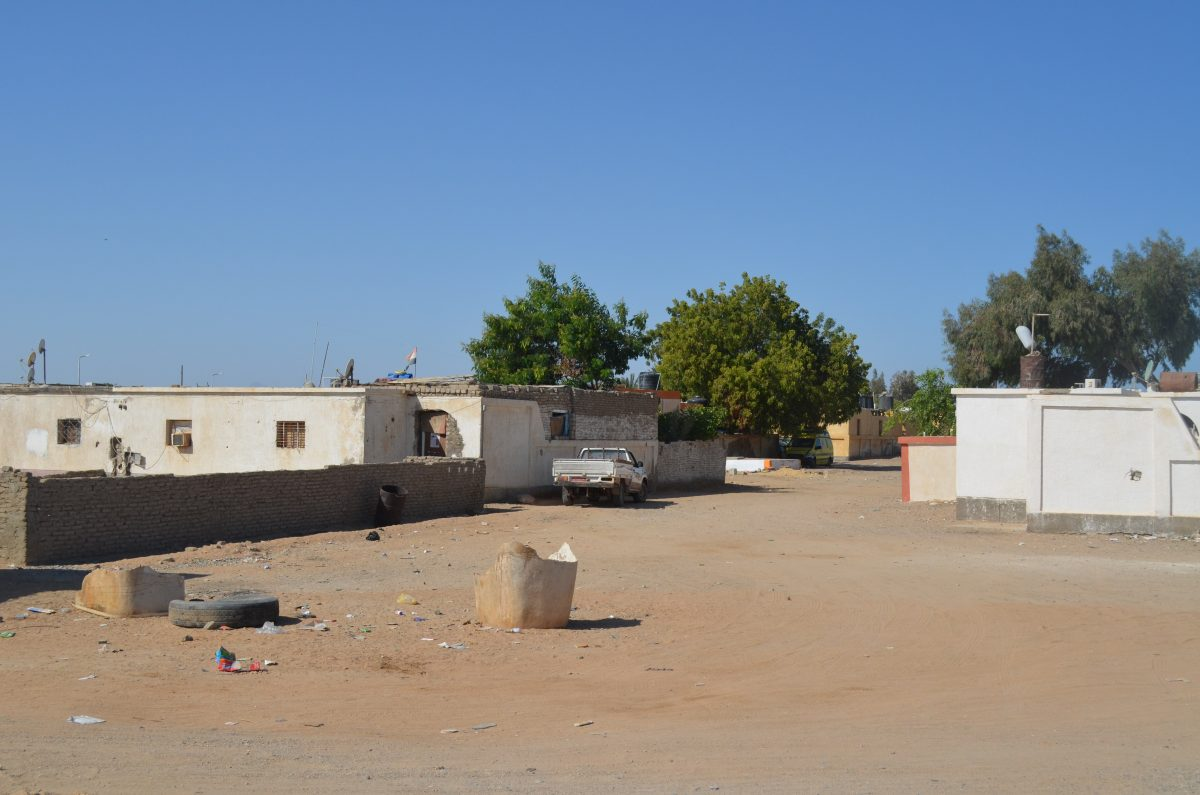 Шалатін, Єгипет
