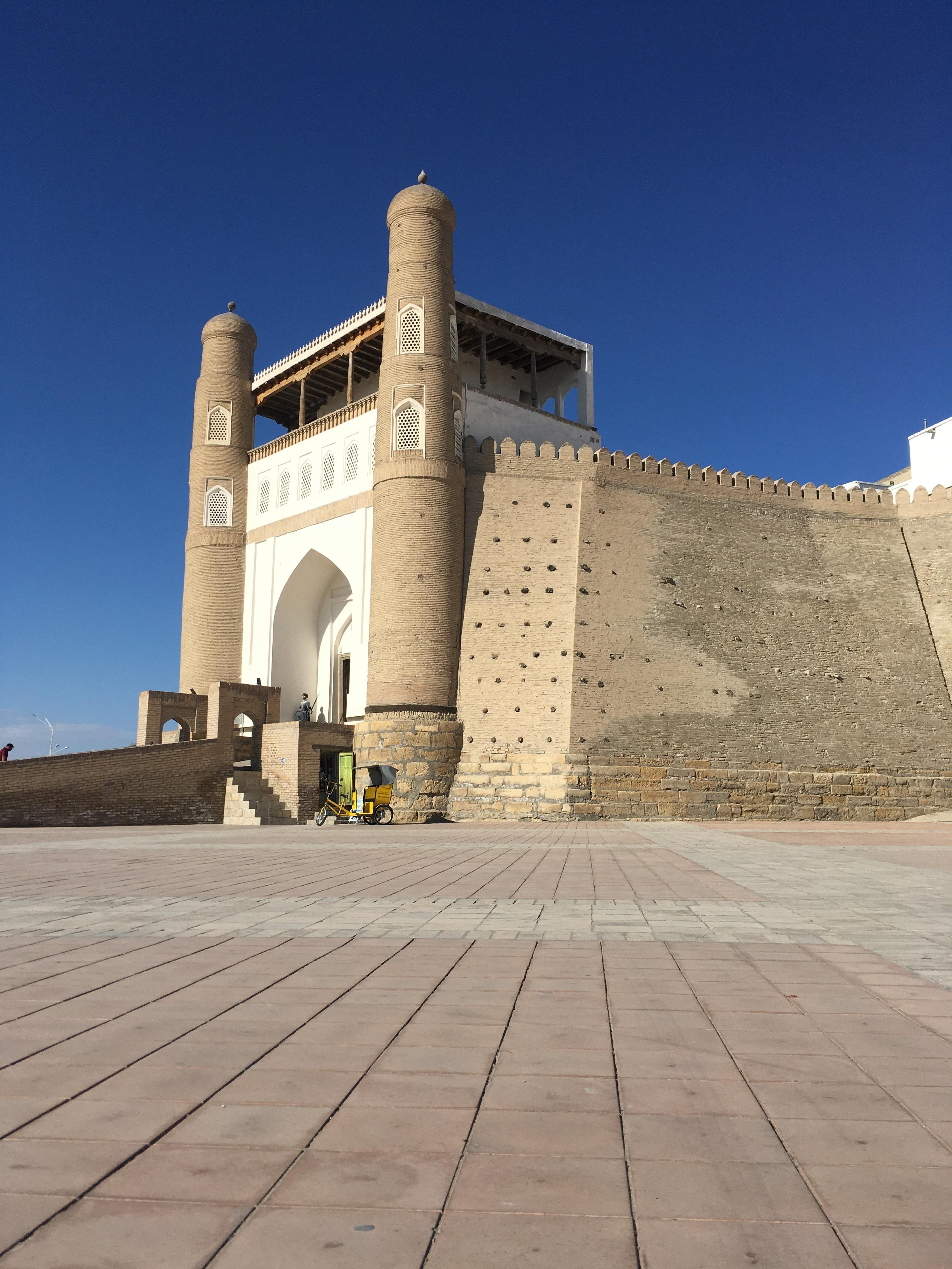Узбекистан Бухара Арк