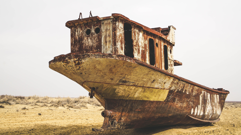 Узбекистан Муйнак Аральское море