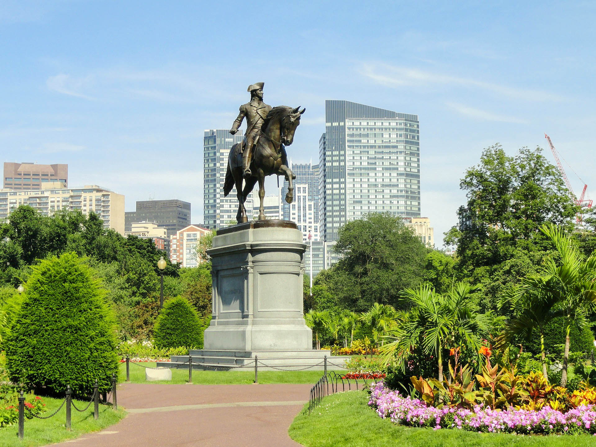США Нова Англія Массачусетс Бостон