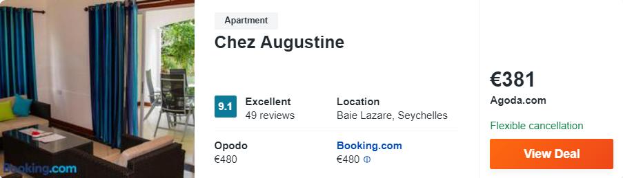 Chez Augustine