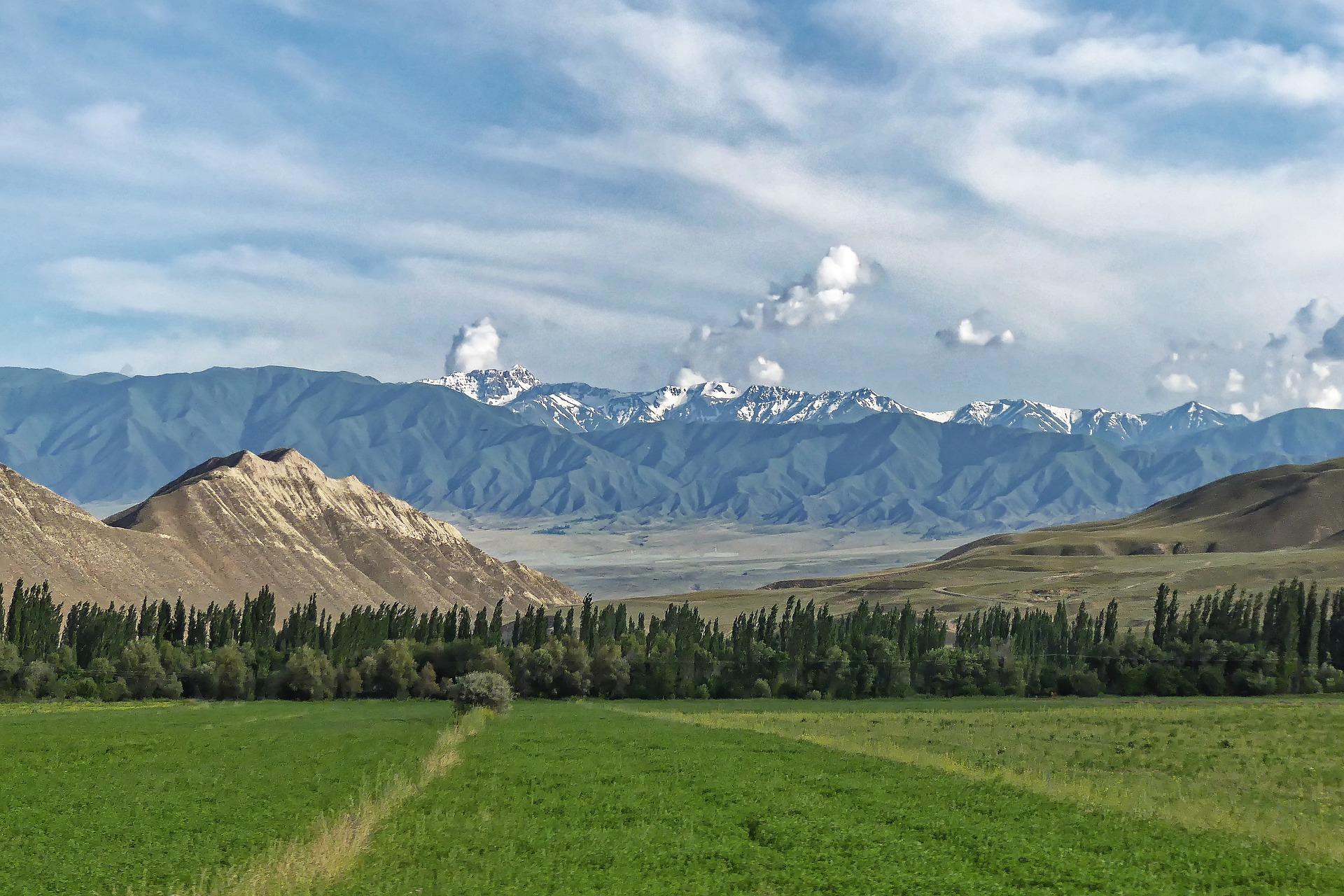 Узбекистан Ферганська долина