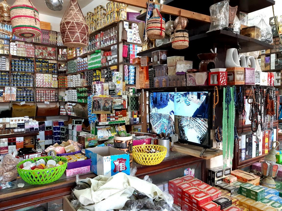 Крамниця у Шалатіні, Єгипет
