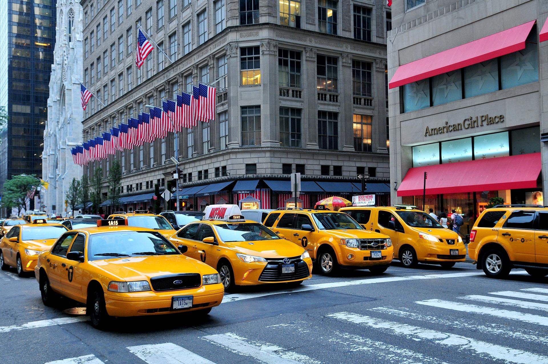 США Нью-Йорк 5 авеню