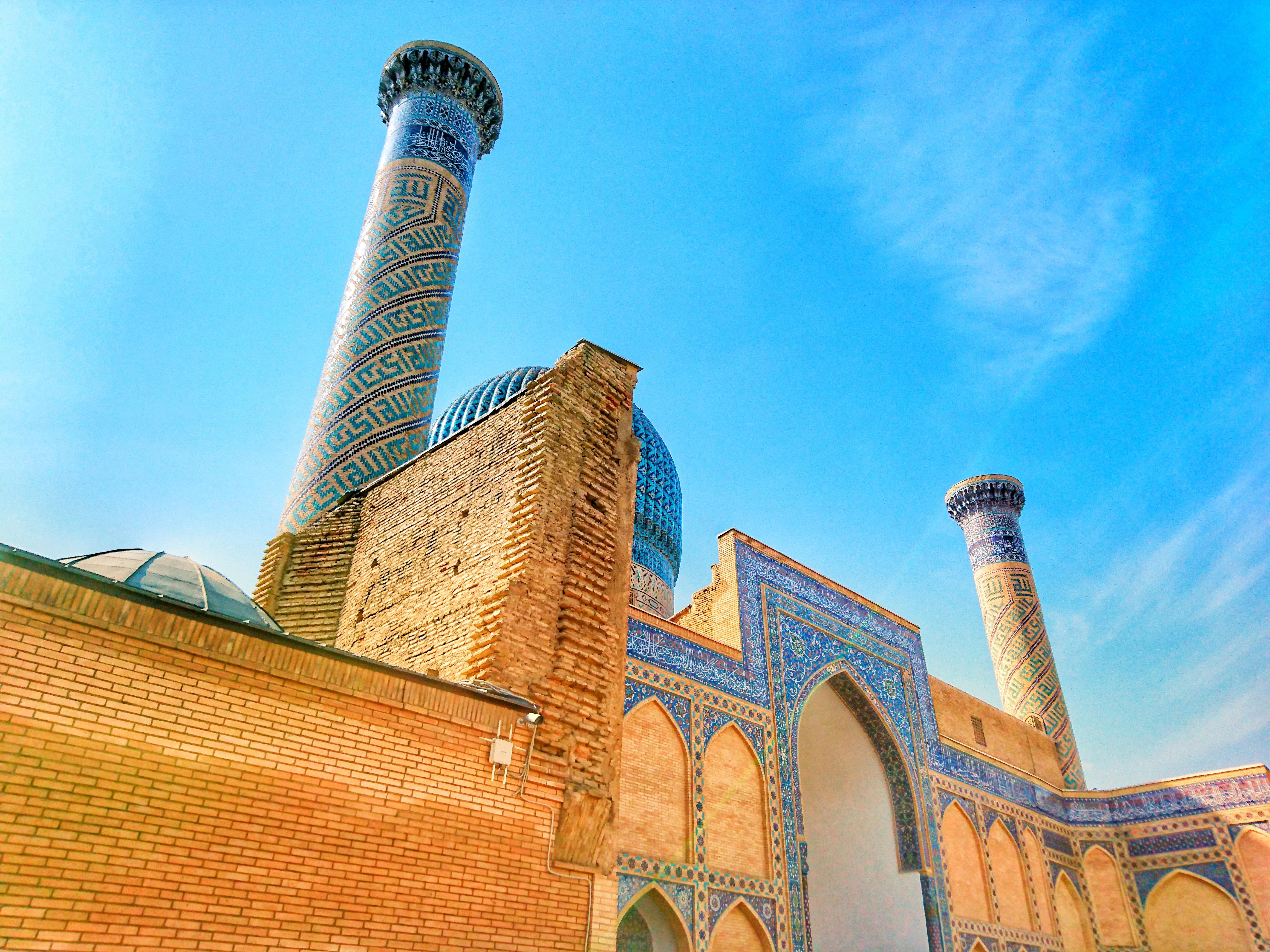 Узбекистан Самарканд