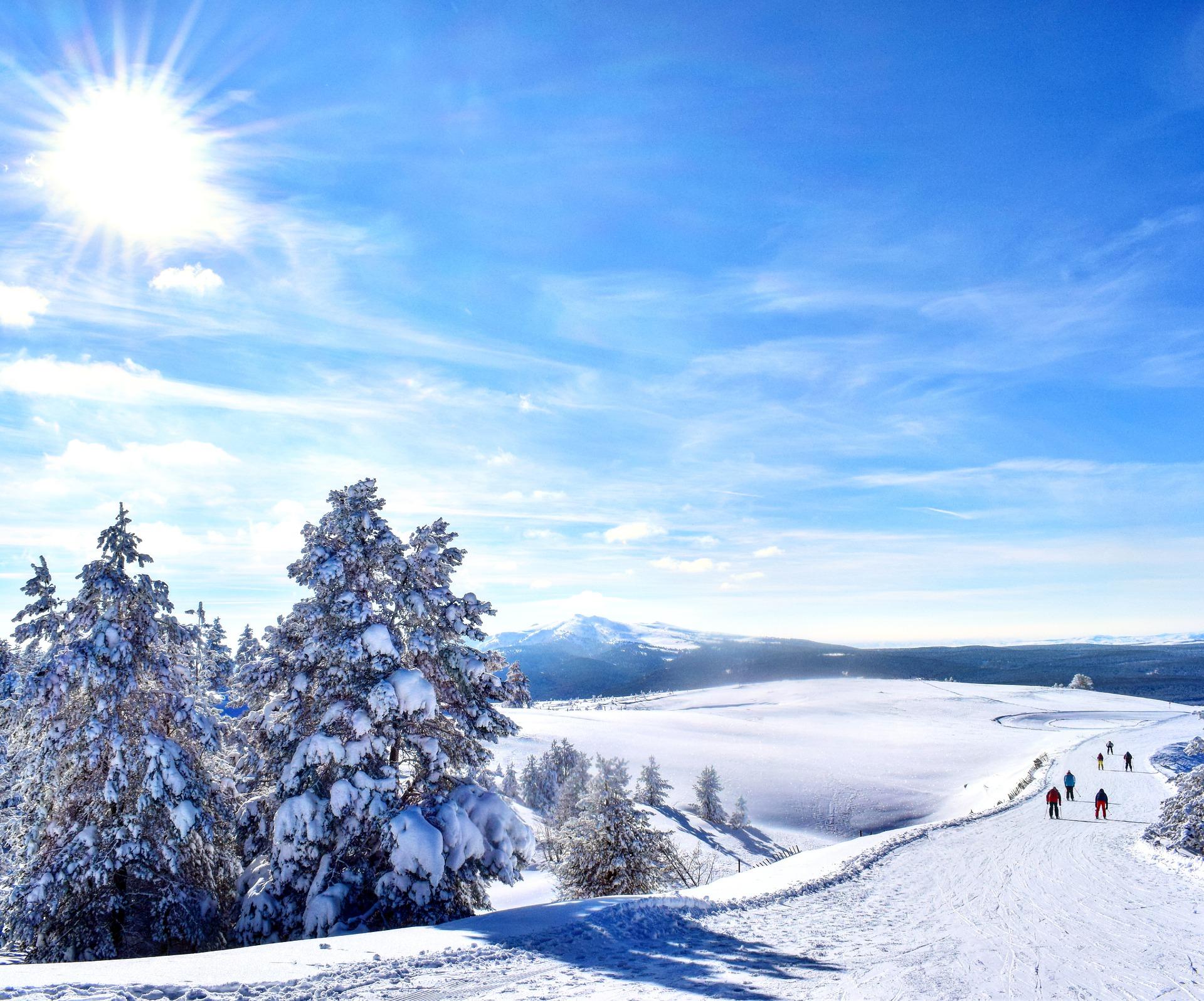 Туреччина гори лижі