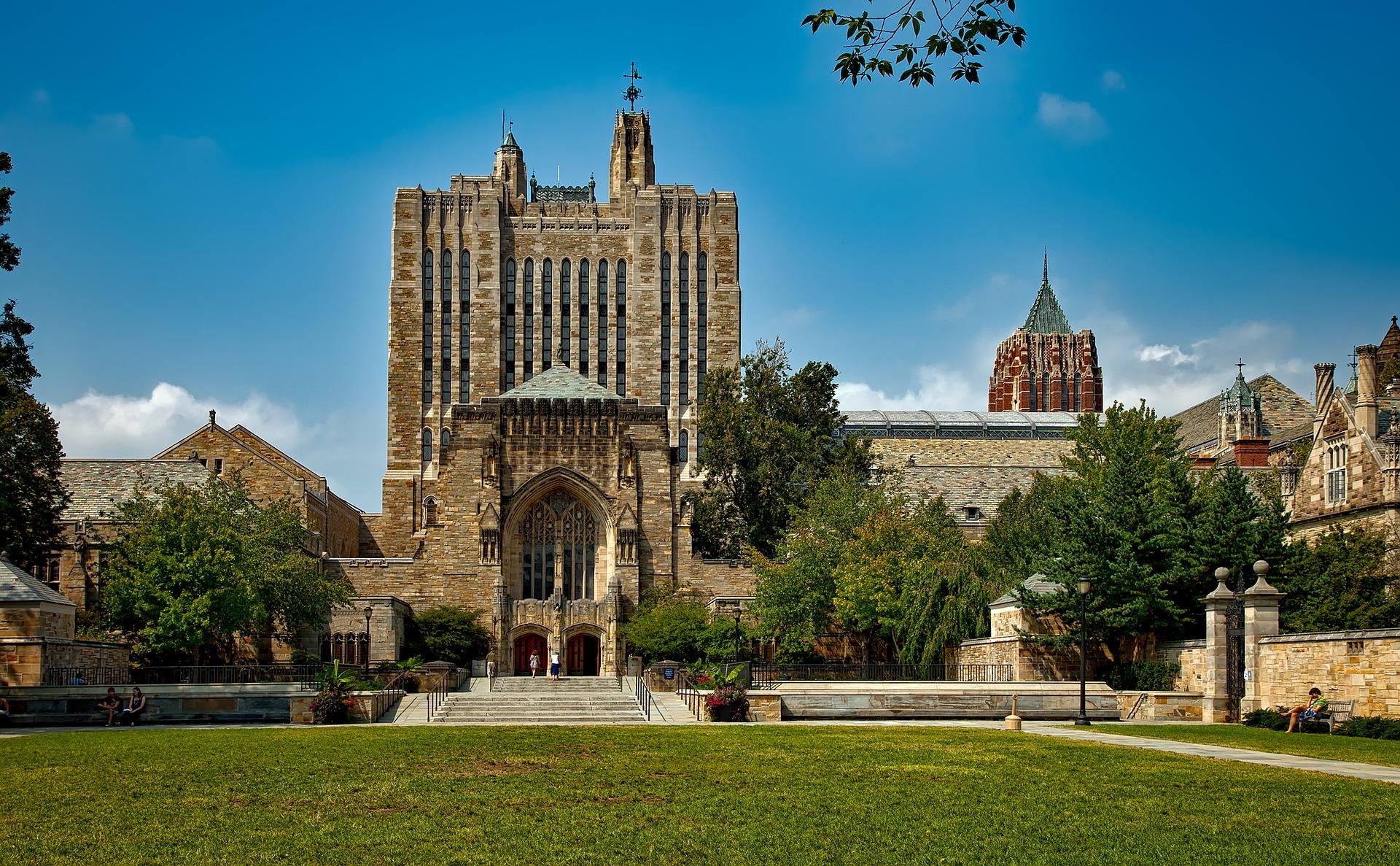 США Нова Англія Нью-Гейвен Єльський університет