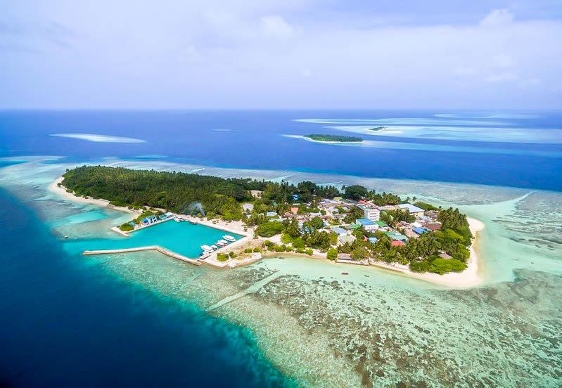 Plumeria Maldives Guesthouse