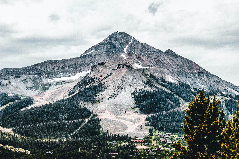 США Монтана Велике небо