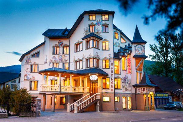 Baron Spa Hotel Yaremche