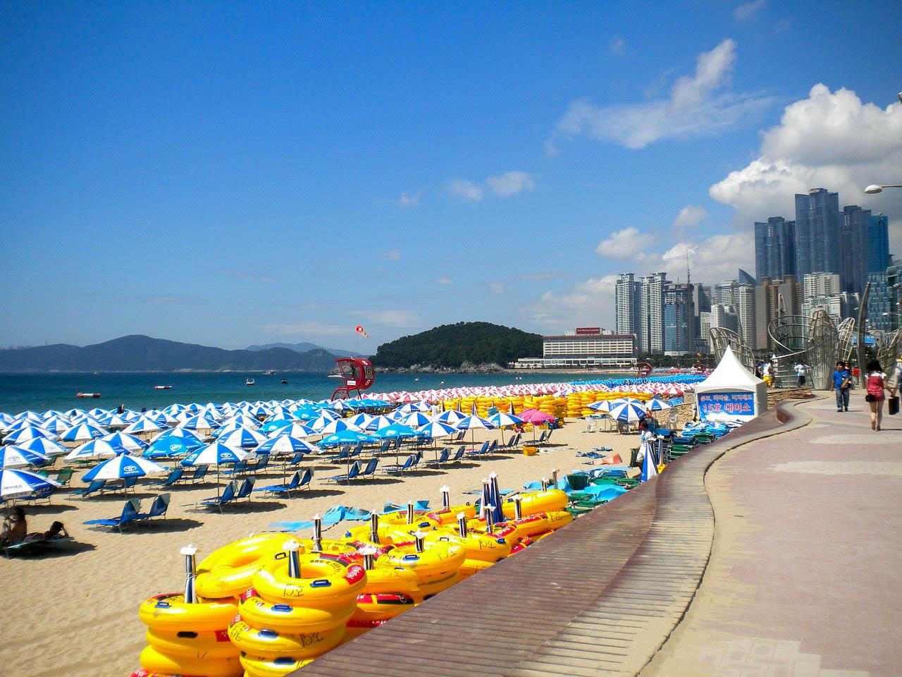 Південна Корея Пусан