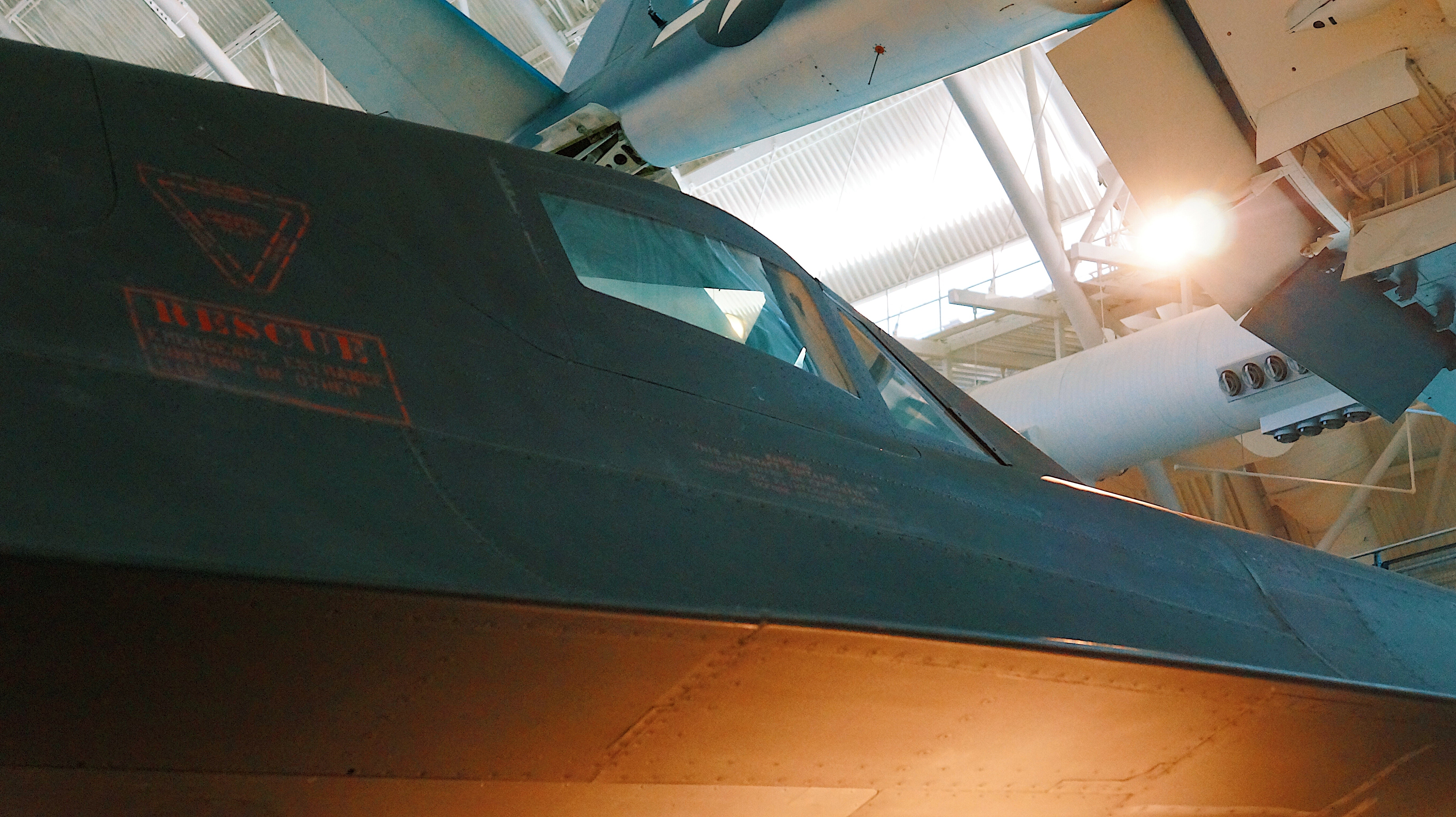 США SR-71 Blackbird