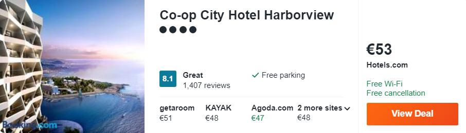 Co-op City Hotel Harborview