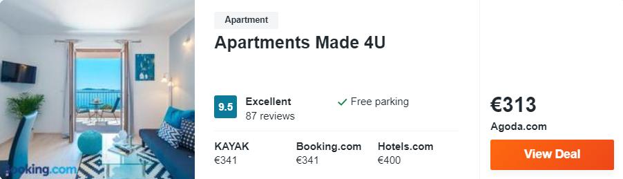 Apartments Made 4U