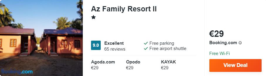Az Family Resort II