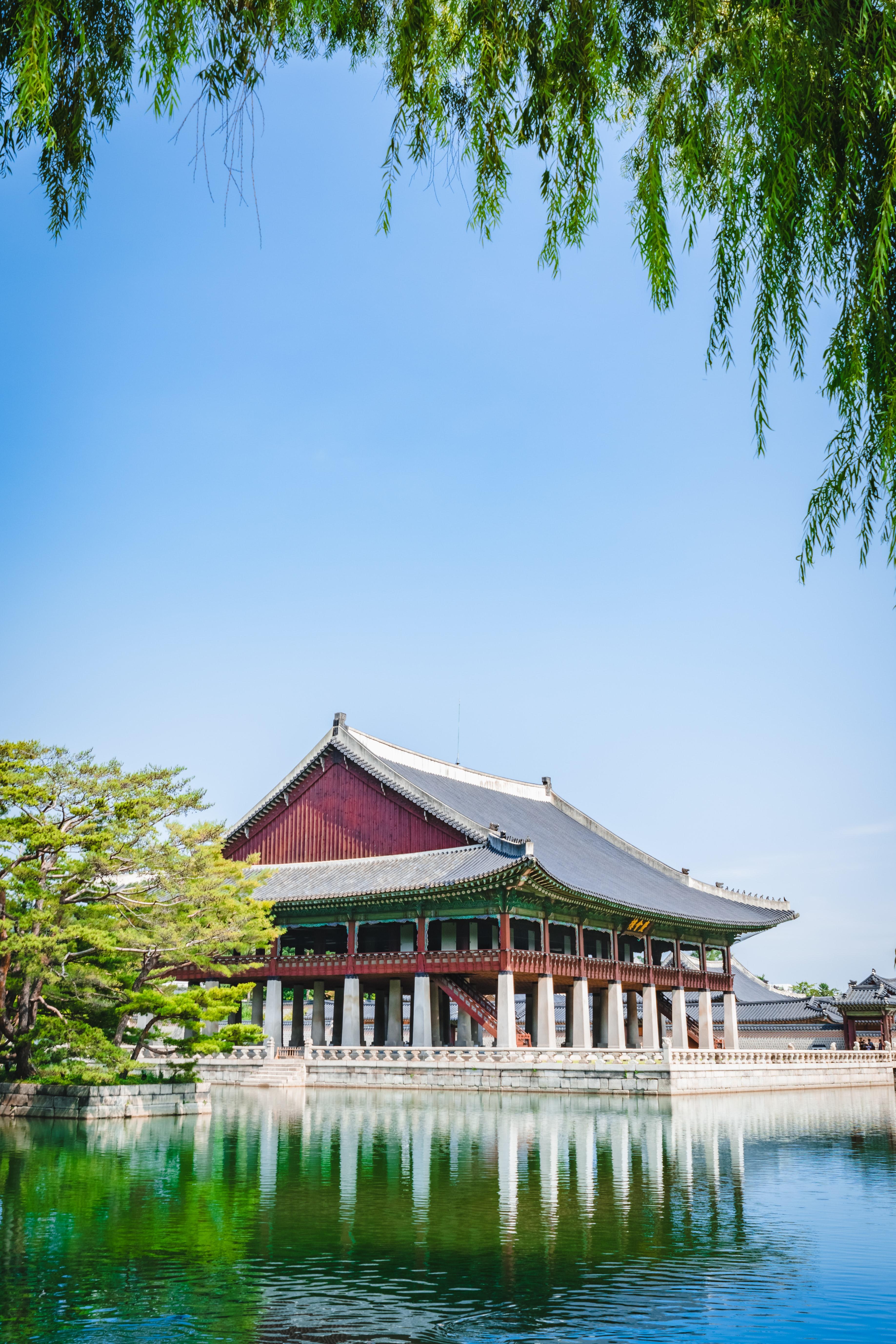 Південна Корея Сеул Кьонбоккун