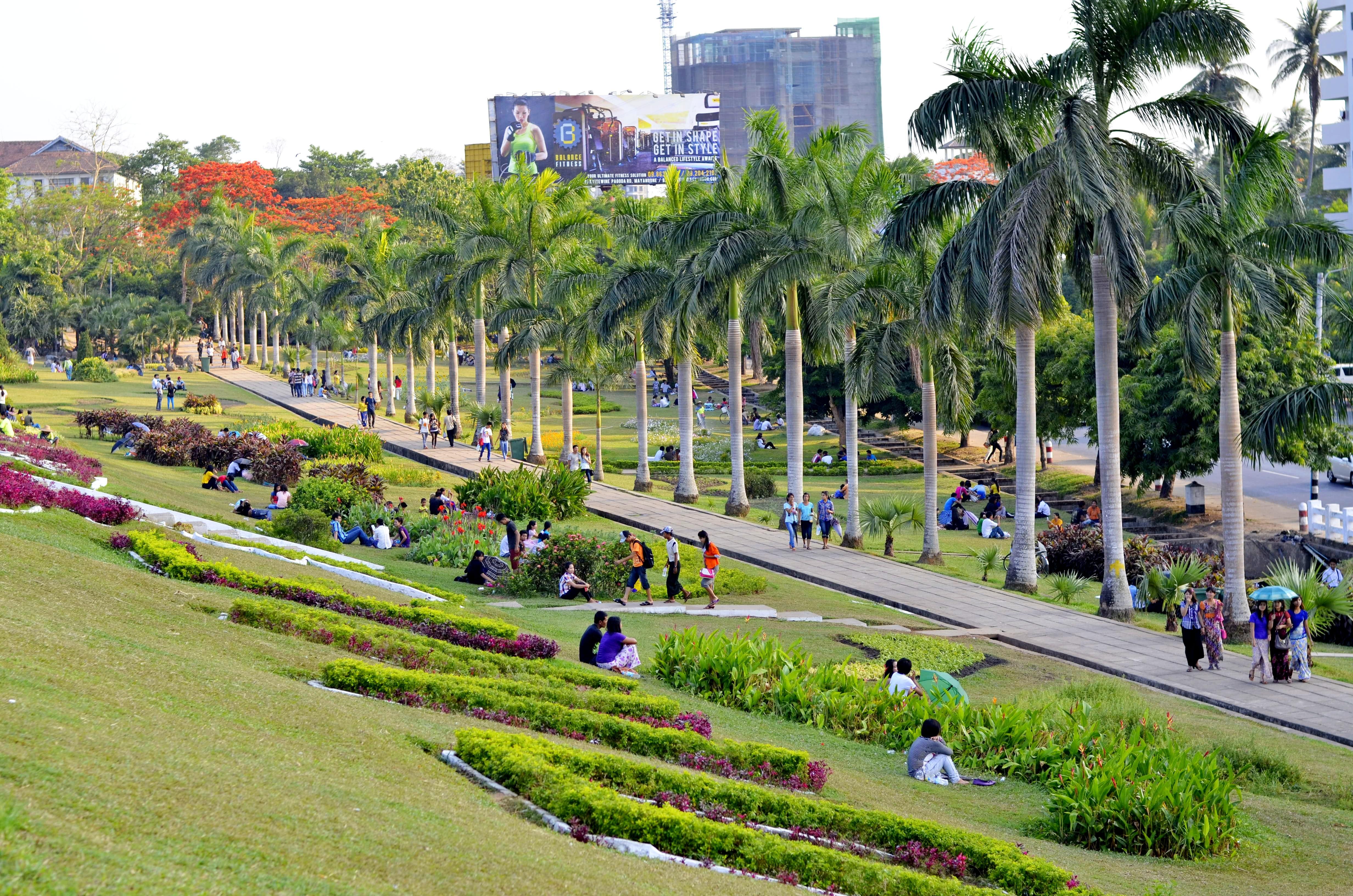 М'янма Янгон