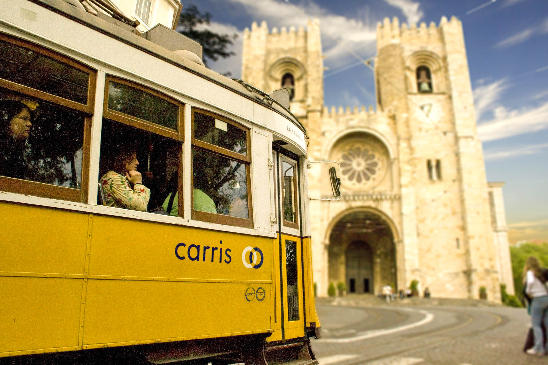Португалія Лісабон собор