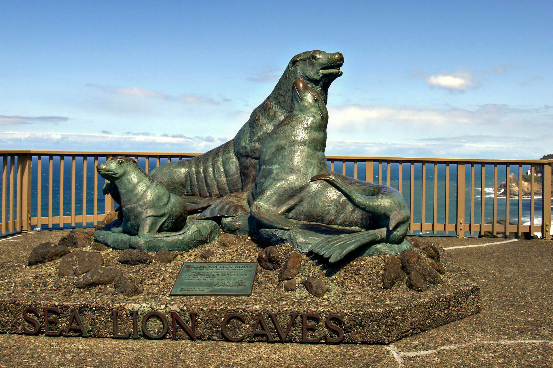 США Орегон Печери морських левів