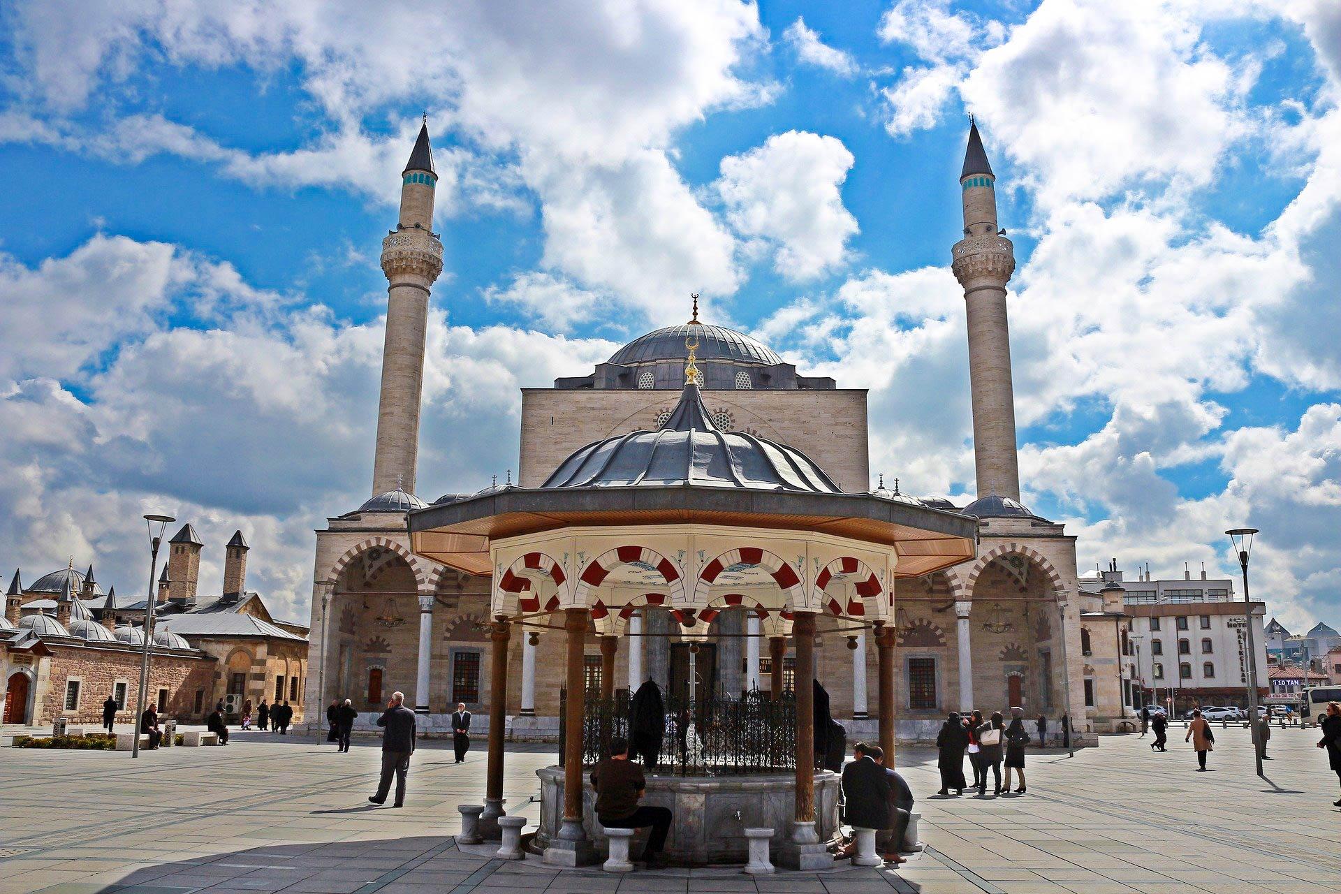 Туреччина Конья