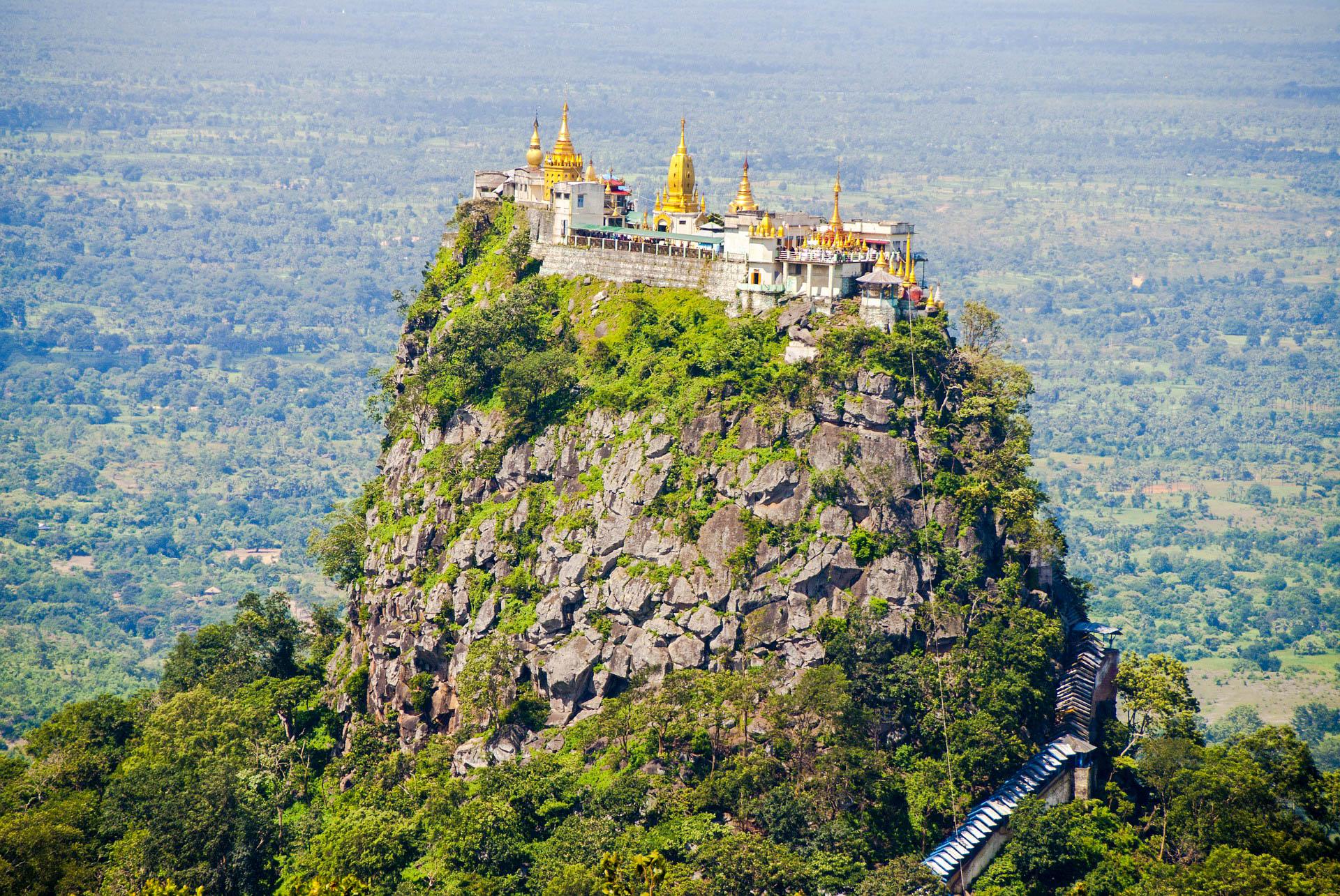 М'янма Таунг Калат