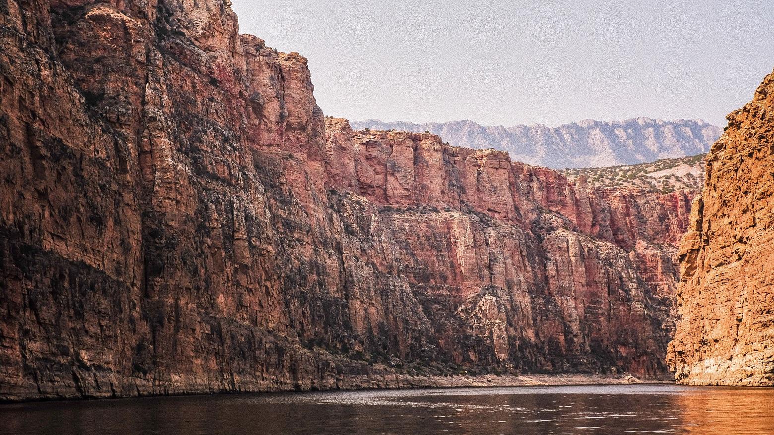 США Монтана Бігхорн-Каньйон
