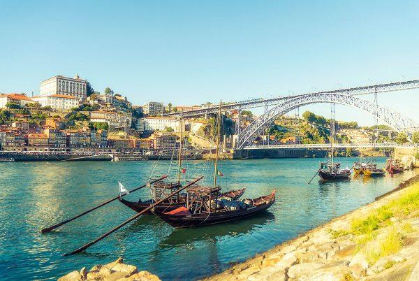 Португалія Порту міст