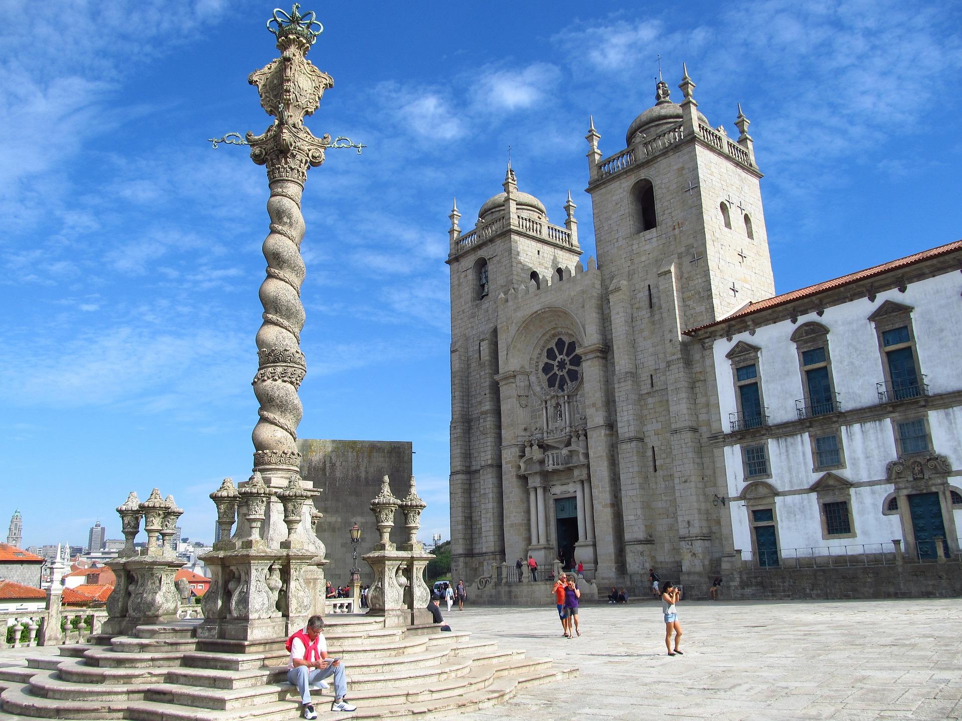 Кафедральний собор Порту