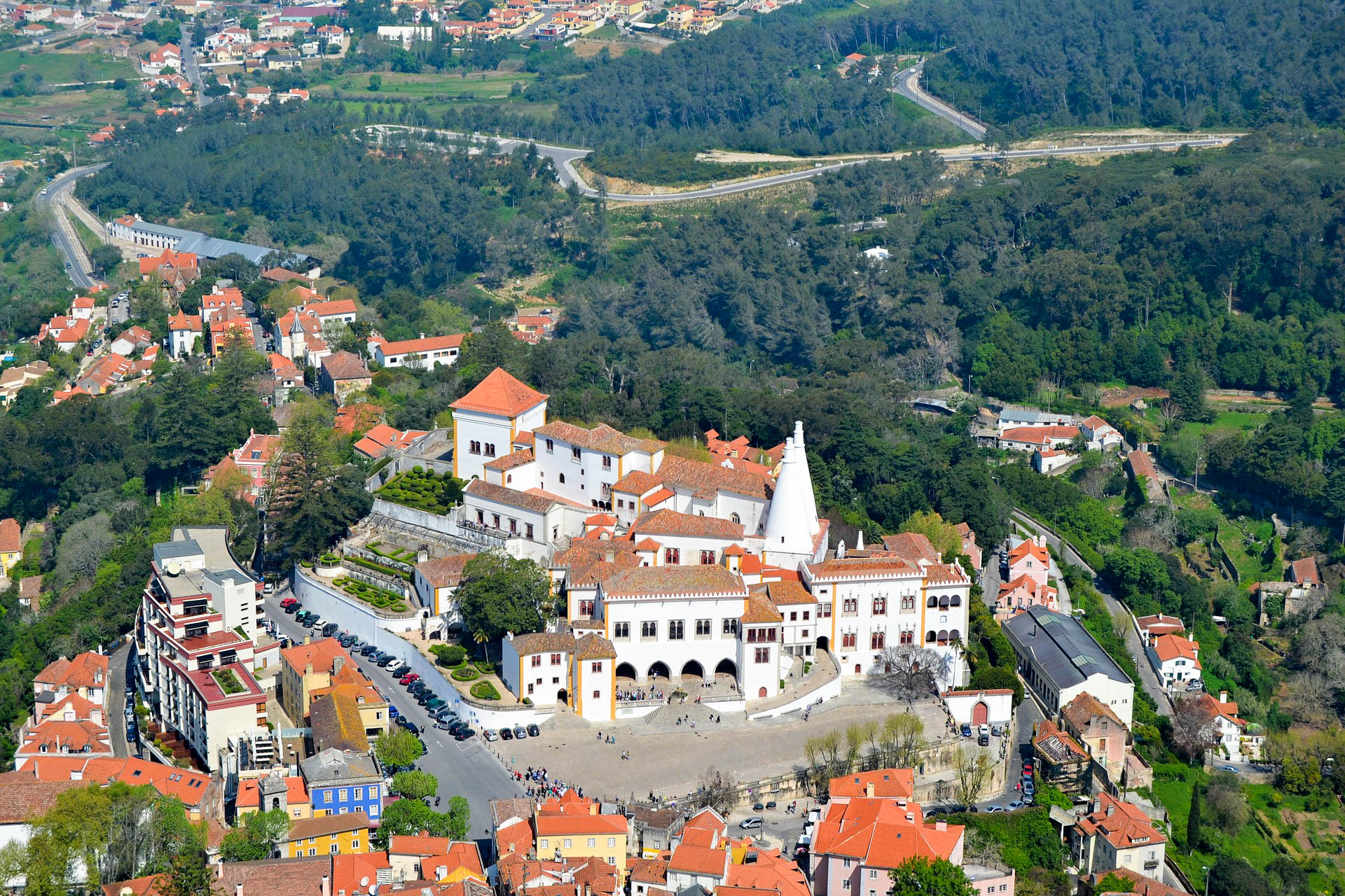 Португалія Сінтра