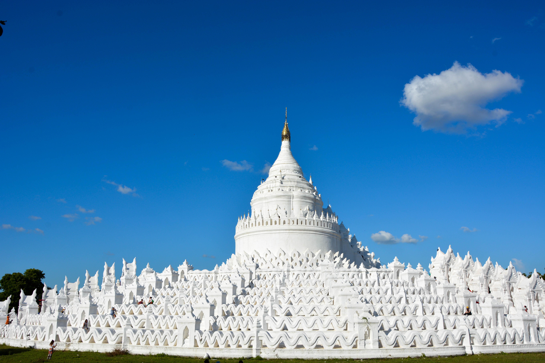 М'янма Мандалай Мінгун