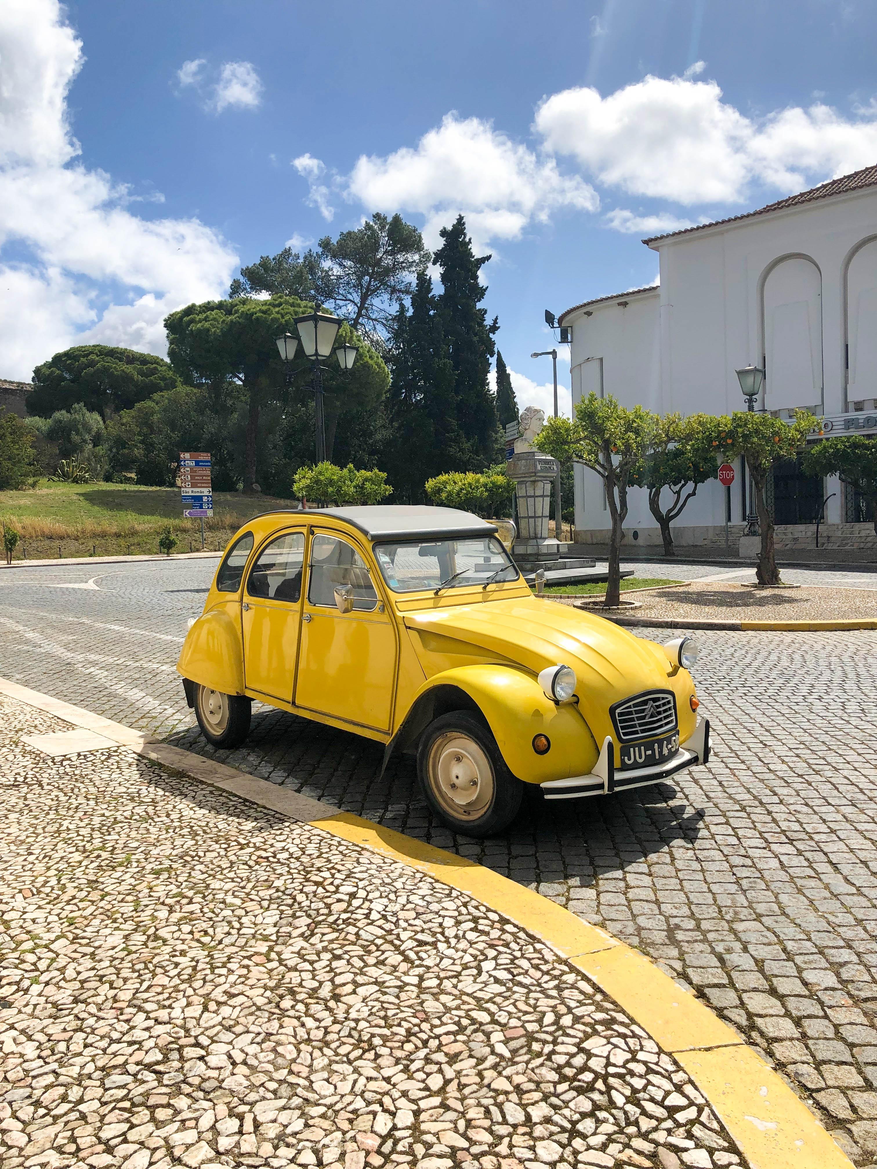 Португалія Ештремош