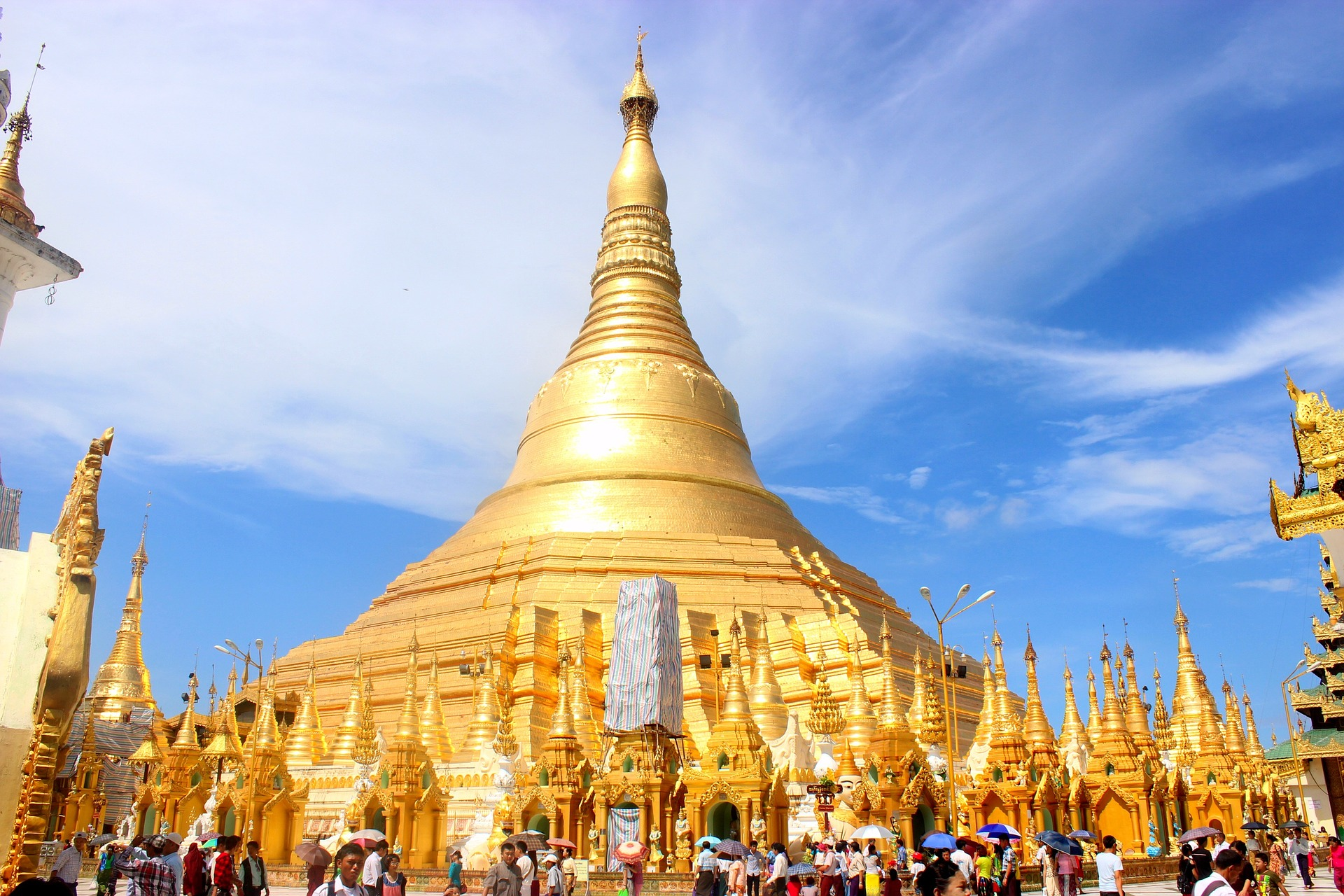 М'янма Янгон Шведагон