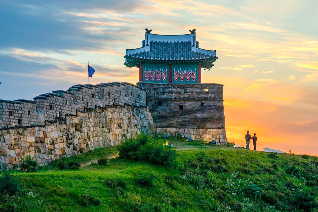 Південна Корея Сувон
